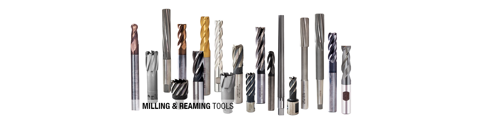 Milling & Reaming Tools